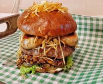 Шеф-бургер (390г)