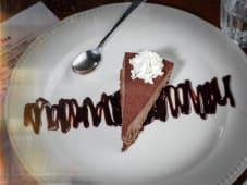KETO Cheesecake ciocolata