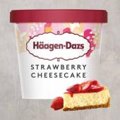 Gelado Haagen Dazs Cheesecake