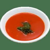 Tomato Soup + Rice