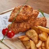 Fish 'n' chips regular
