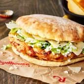 Chicken caesar sandwich