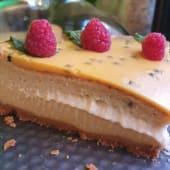 Cheesecake con Maracuyá