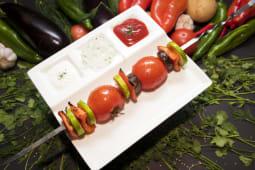 Шашлык из овощей (300г)