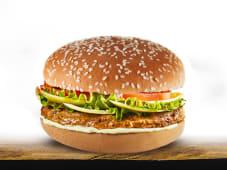 Бургер с пармезаном (284г)