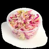 Salata de varza cu vinaigrette clasic