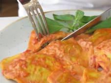 Ravioli Ricotta & Spinaci