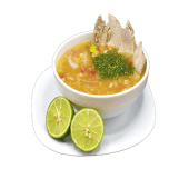 Encebollado junior sencillo