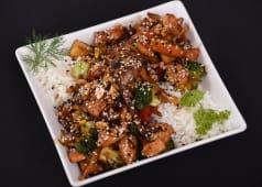 Wok - Seučan piletina