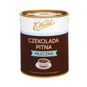 Puszka z kuwerturą mleczną 200g