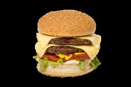 Doble Cheeseburger