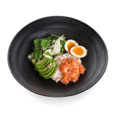 Боул з лососем та рисом (340г)