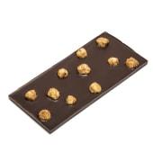 Chocolate 70% con Avellanas Caramelizadas