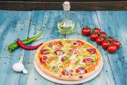 Піца Мексиканська (600г)