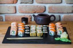 Sushi Master Phi❤LOVE❤delphia (32 buc.)