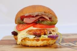 Royal Chicken Burger