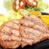 Bife de cerdo