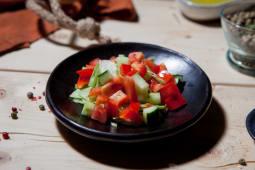 Salata asortata de cruditati