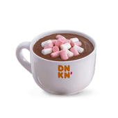 Chocolate caliente con nubes