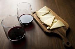 Ración de queso zamorano