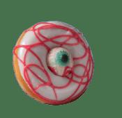 Dunkin Ojo Sangrante