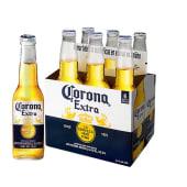 Cerveza Corona Six Pack Botella 355ml