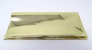 Papel Aluminio Dorado Pqx3Un 50Cmx70Cm Ref.Gi15-3036