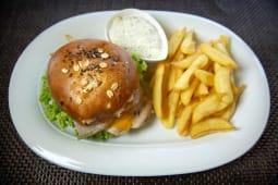 Meniu burger vita