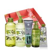 Set Îngrijire Măsline & Flori de citrice - 5 produse