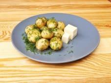 Картопля молода відварна (200г)