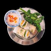 Спрінг-рол з тофу