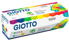 Boiao Giotto P/Dedos Conj.C/6 534100