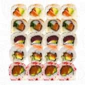 E.sushiyoko fantasy rolls, 20 piezas.