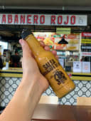 Bote de salsa anaranjada de chile  (150 ml)