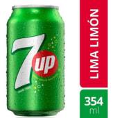 Seven Up lata (354 ml.)