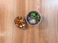 Суп з телятини та рисовою локшиною (250г)