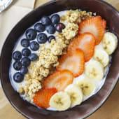 Gudmorning yogurt bowl