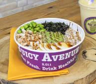 Asian teriyaki bowl