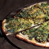 Pizza verdolaga