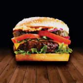 Hamburguesa classic american
