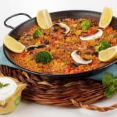 Paella Vegetariana (1 persoana)