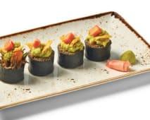 Vegan Papaya Roll