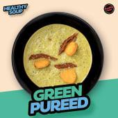 Green pureed