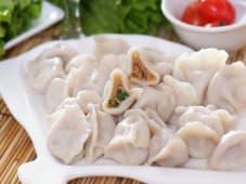 Пельмени (вегетарианские)