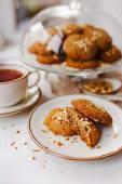 Cookies cu migdale