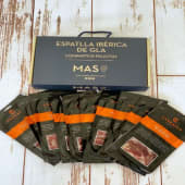 Pack paleta de bellota ibérica  (1 kg.)