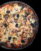 Піца Дель Маре (650г/35см)