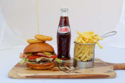 Meal Deal Royal Beef Burger