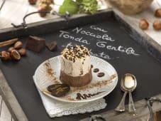 Semifreddo  Alune si ciocolata