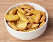 Batata Frita com Orégãos